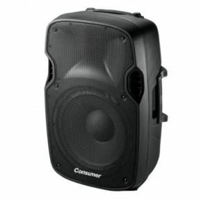 Speaker Box con pedestal