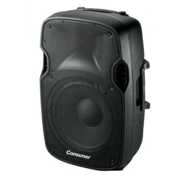Speaker Box con pedestal - 0