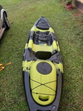Kayak Escualo de Navío kayak's