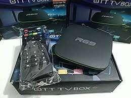 TV Box R69 5G - 3