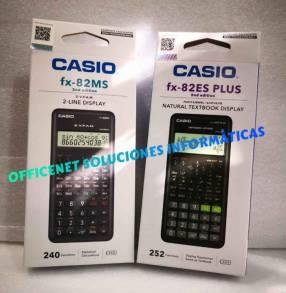 Calculadora Científica Casio Fx-82MS, Fx-82es