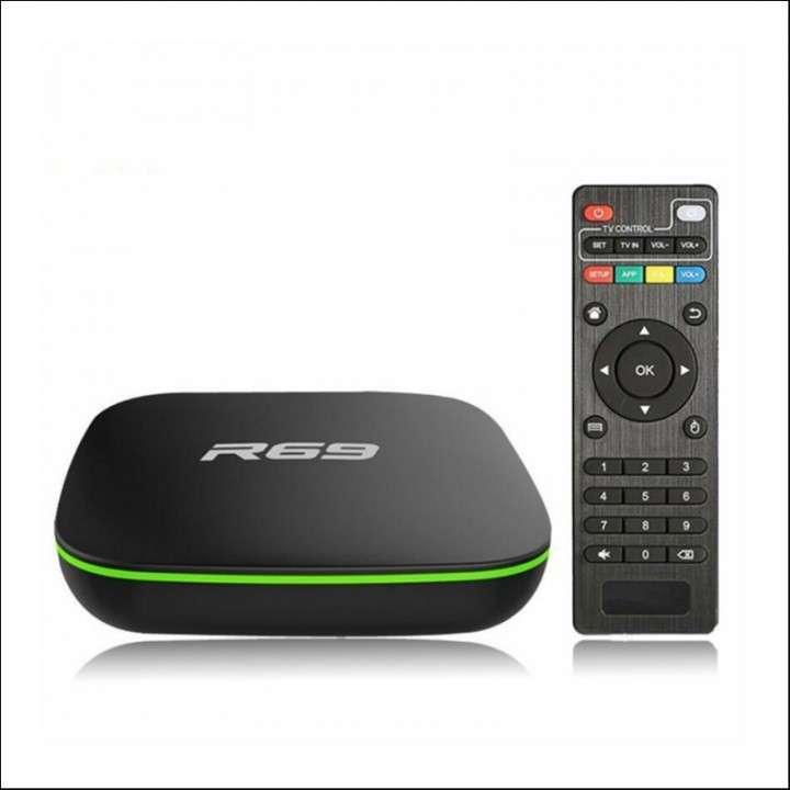 TV Box R69 5G - 0