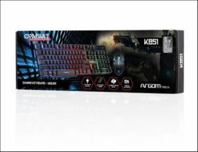 Combat gaming keyboard KB51