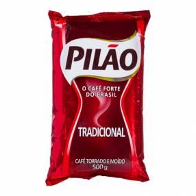 Cajas de café Pilao