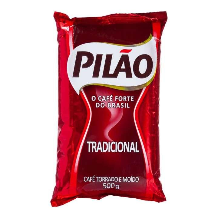 Cajas de café Pilao - 0