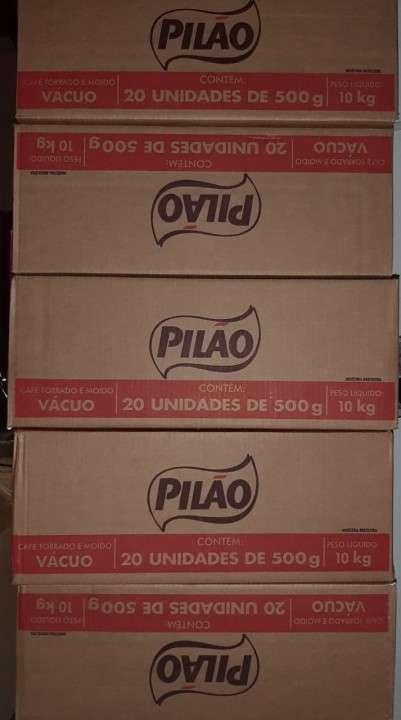 Cajas de café Pilao - 2