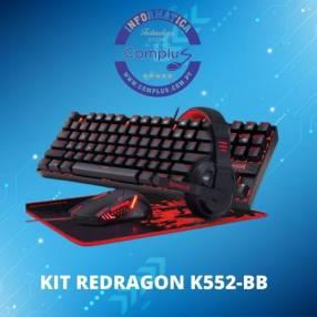 Kit gamer Redragon