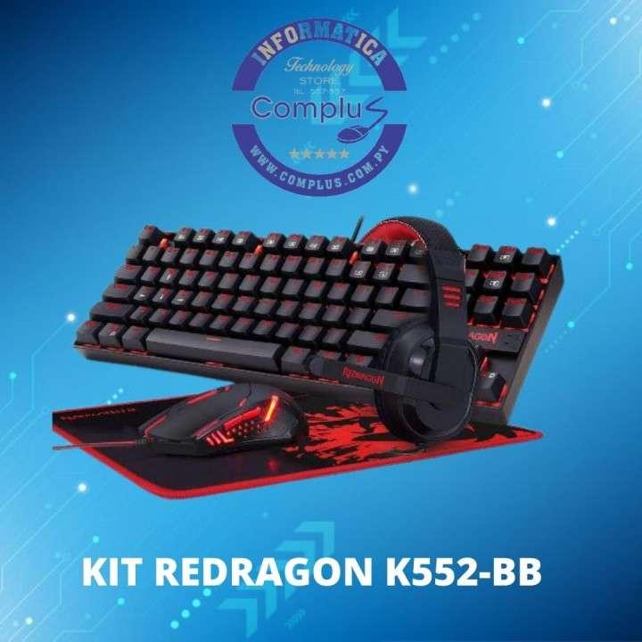 Kit gamer Redragon - 0