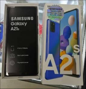 Samsung Galaxy A21s de 128 gb nuevo