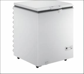 Congelador de 220 lts