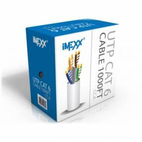 Cable utp CAT6 IMEXX 11340 CCA