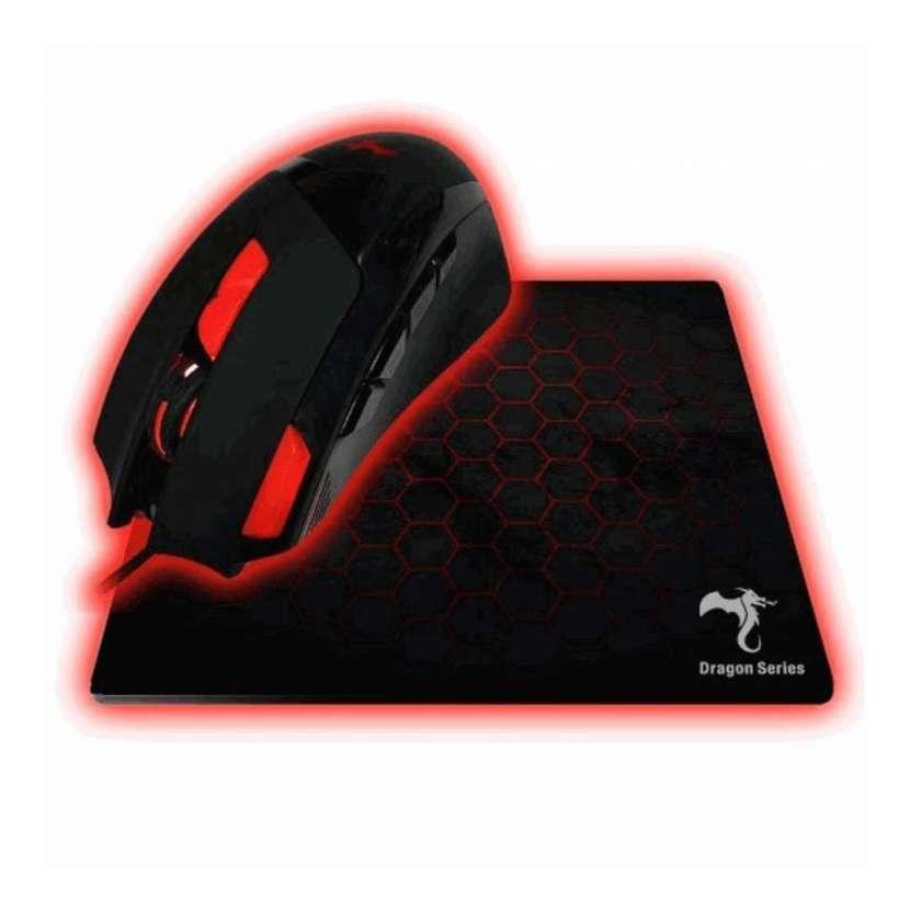 Mouse+pad mouse kolke gm scorpion kgk-251 (10117) - 0