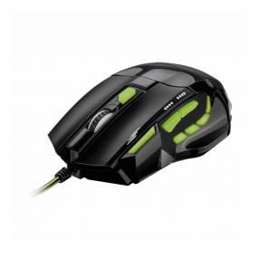 Mouse optico kolke gamer usb kgm-411 ng/vd (10119)