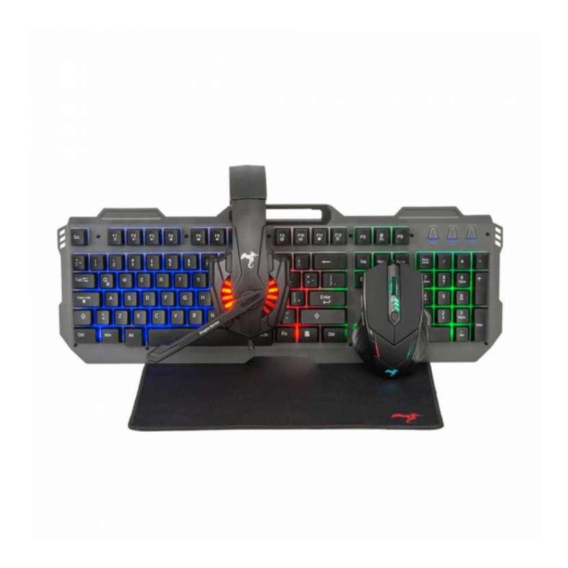Kit gamer ares kgk-458 (10132) - 0