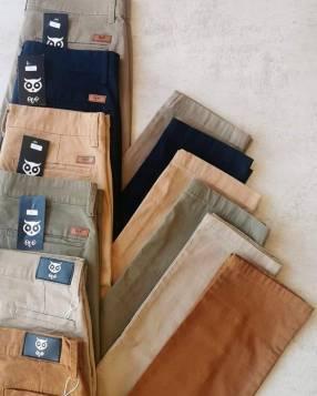 Pantalones para caballeros