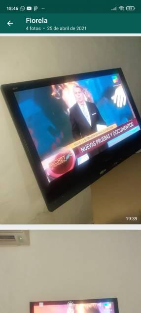 TV plasma Panasonic Viera de 42 pulgadas