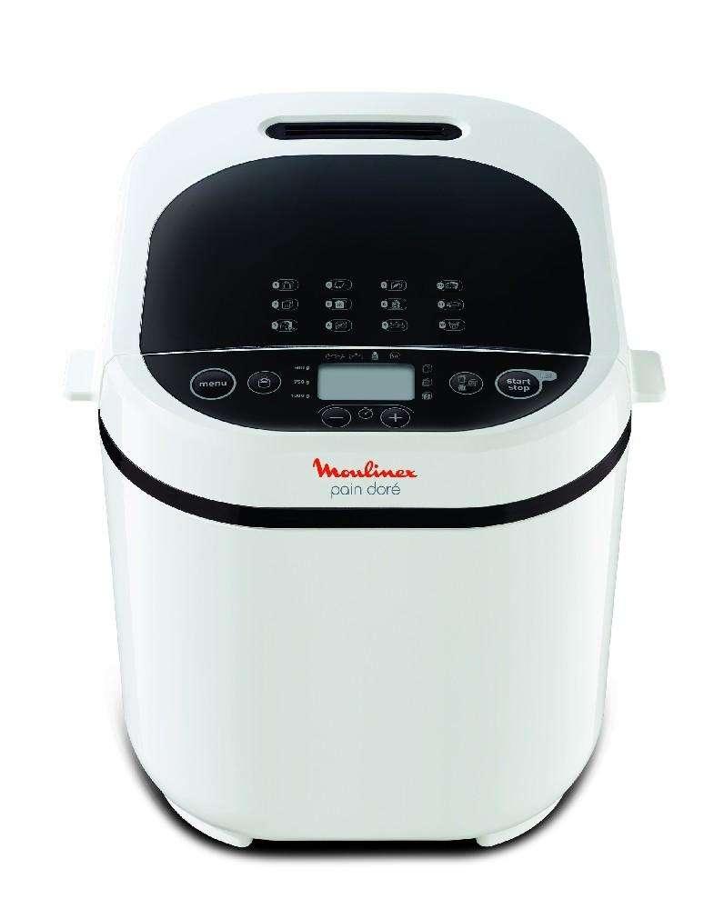 Máquina de pan Moulinex Pain Dore 1 Kg - 0