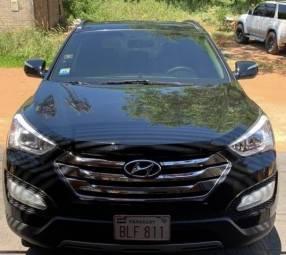 Hyundai New Santa Fe 2014 motor 2.2 diésel automático