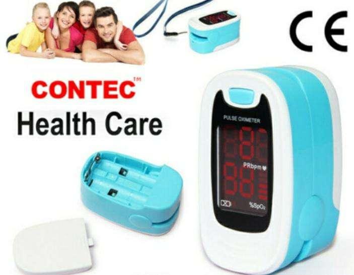 Oxímetro de pulso saturómetro Contec - 0
