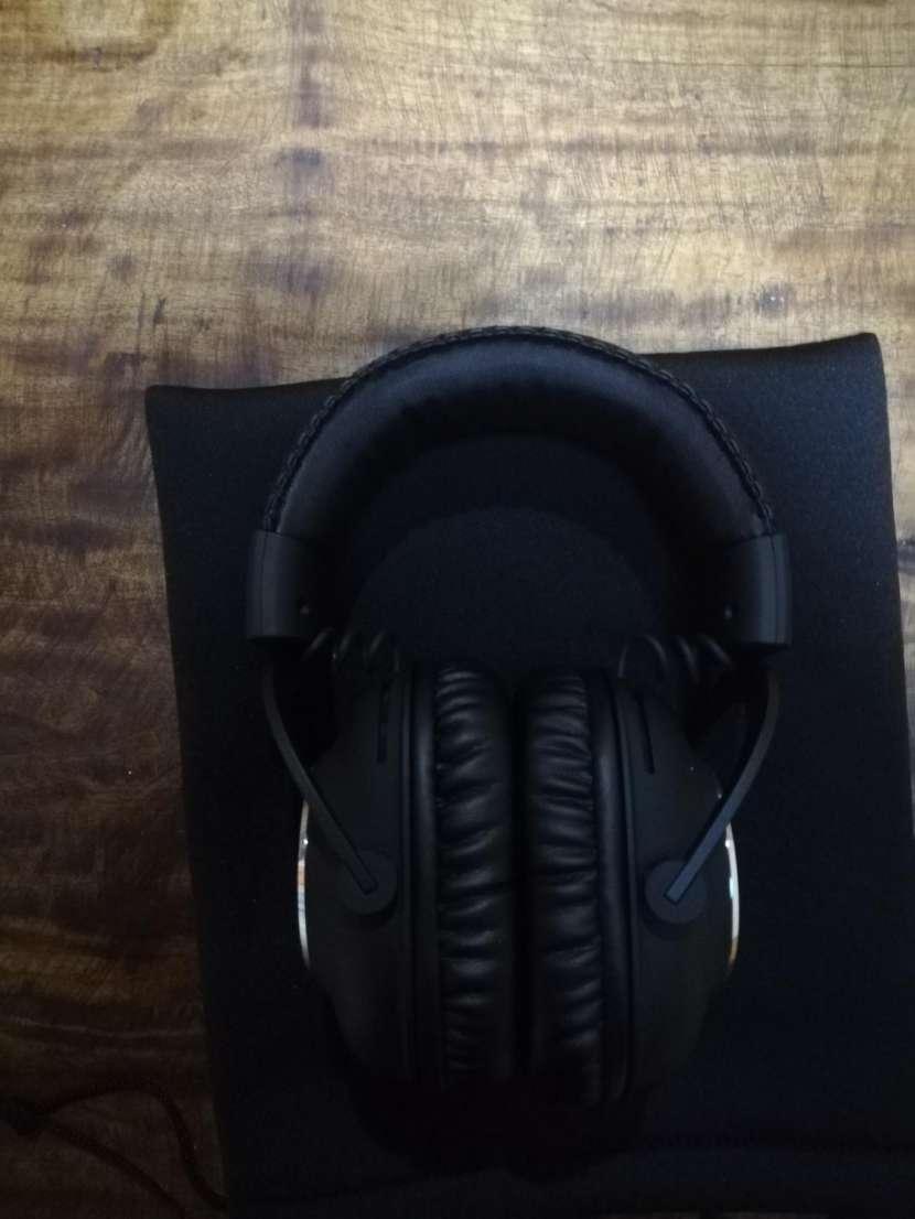 Auricular Logitech Pro X - 1