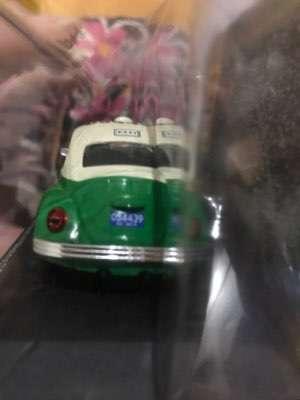 Fusca Volkswagen del 85 color verde - 2