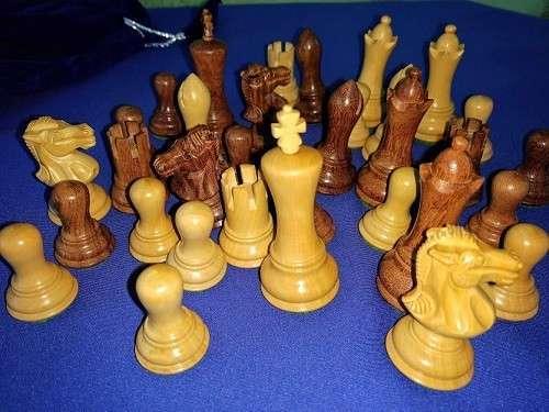 Piezas de ajedrez diseño Imperial - 1