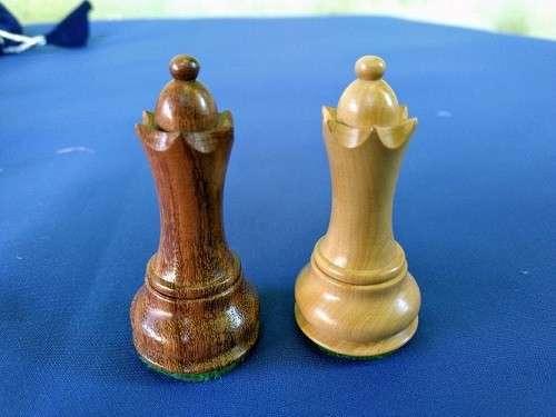 Piezas de ajedrez diseño Imperial - 5
