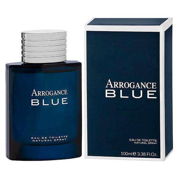 Perfume Arrogance Blue Eau de Toilette Masculino 100 ml - 2