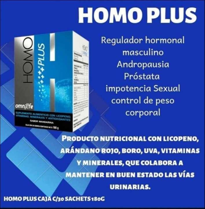 Homo Plus - 0