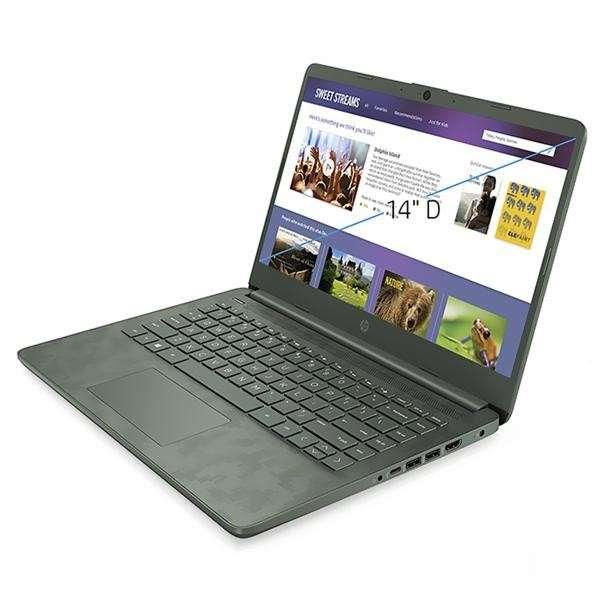 Notebook HP Pavillion 14-DQ2088WM - 1