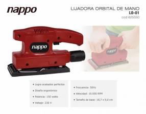 Lijadora orbital Nappo LO-01