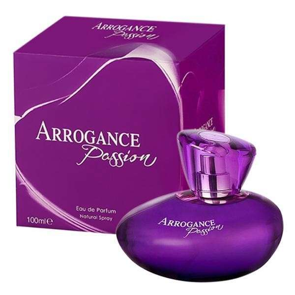 Perfume Arrogance Passion Eau de Parfum Feminino 100 ml - 2