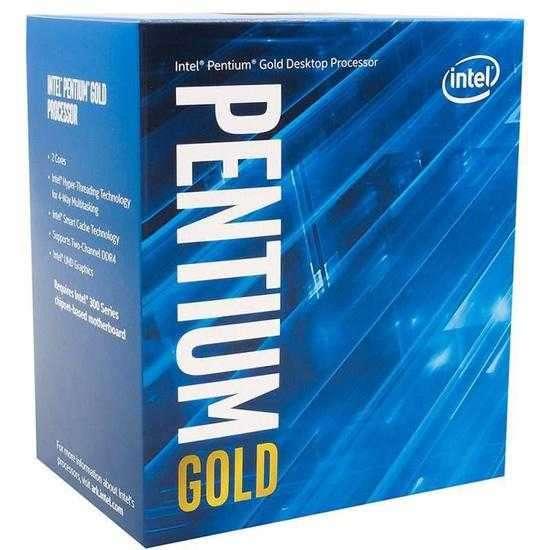 Procesador Intel Pentium Gold G5420 3.8GHz LGA 1151 4MB - 0