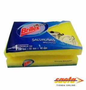 Esponja salva uñas Brillex