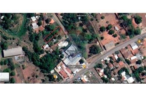 Terreno 524 m2 Ñemby Barrio Salinas - 1
