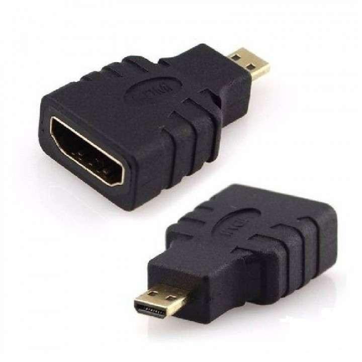 Adaptador HDMI-Micro HDMI - 0