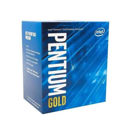 Procesador Intel Pentium Gold G5620 4.0GHz LGA 1151 4MB - 0