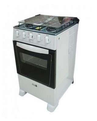 Cocina JAM Standar Blanca - 1
