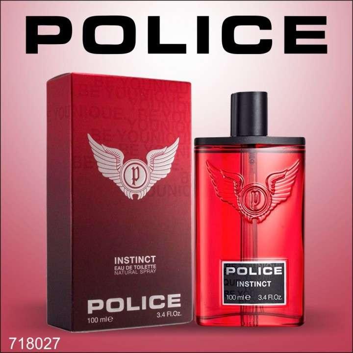 Perfume Police Instinct EDT Más 100 ml - 0