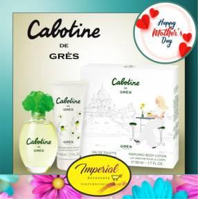 Perfume Cabotine de Gres + Crema Cabotine 50 ml