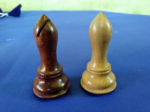 Piezas de ajedrez diseño Imperial - 6