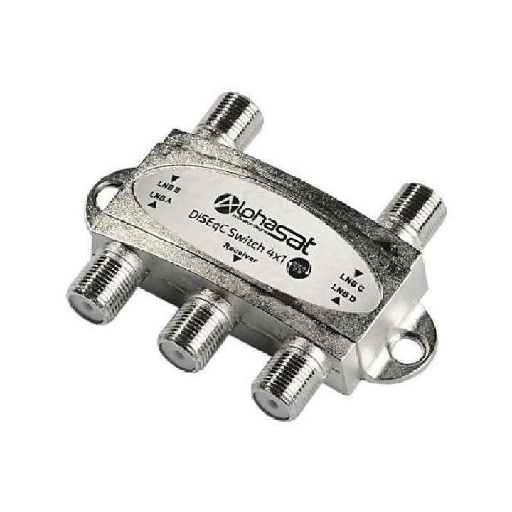 Diseqc Alphasat switch 4x1 - 0