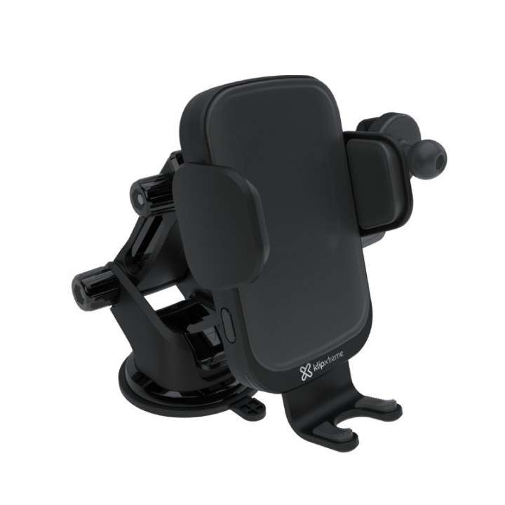 Soporte para celular Klip KMA-610 Residemar para auto cara inalámbrica - 0