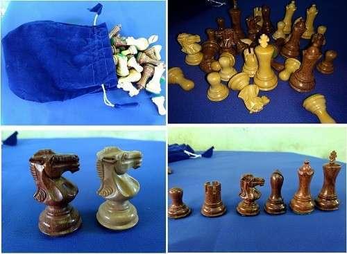 Piezas de ajedrez diseño Imperial - 0