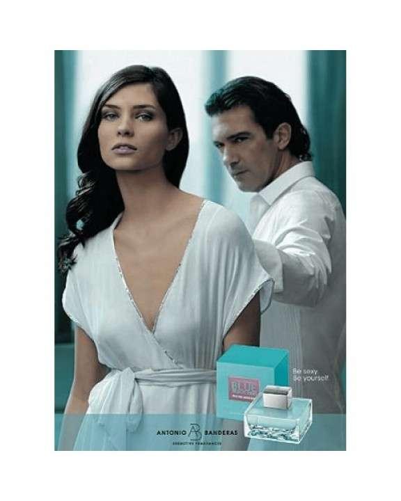 Antonio Banderas Blue Seduction EDT femenino 80 ml - 1