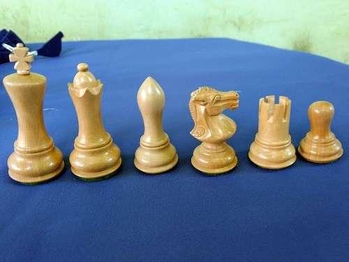Piezas de ajedrez diseño Imperial - 3