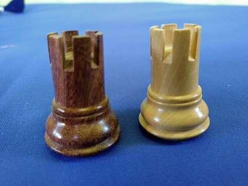 Piezas de ajedrez diseño Imperial - 7