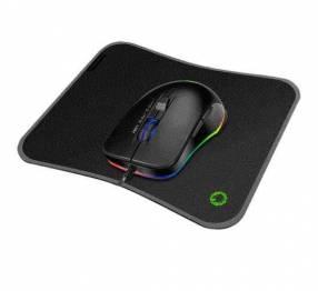 Kit mouse RGB + mouse pad MG-7 Gamema
