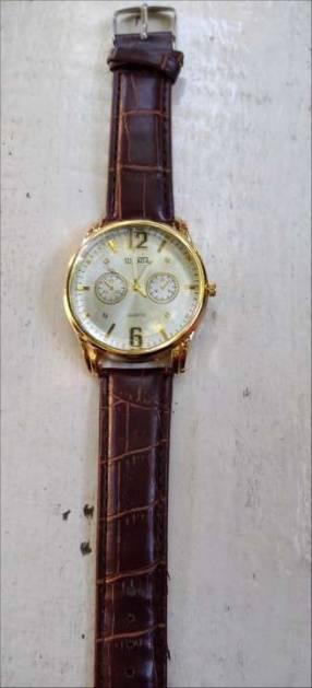 Reloj Quartz para hombre