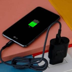 Cargador corriente micro usb havit (50021)